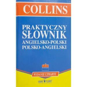 COLLINS Praktyczny Słownik ANG-POL-ANG