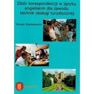 Zbiór Korespondencji w Języku Angielskim Dla Zawodu Technik Obsługi Turystycznej