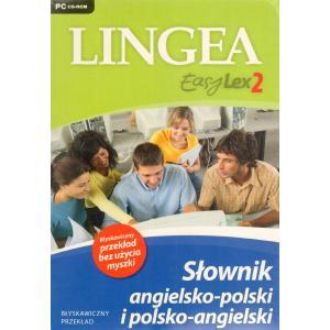 Słownik EasyLex2 Angielsko-Polsko-Angielski