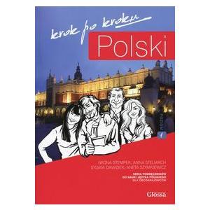 Polski Krok po Kroku A1. Podręcznik + CD