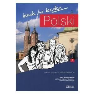 Polski krok po Kroku A2. Podręcznik + CD