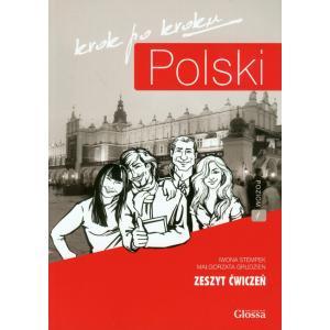 Polski Krok po Kroku A1. Ćwiczenia + CD