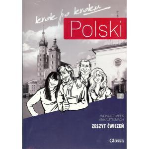Polski Krok po Kroku A2. Ćwiczenia + CD