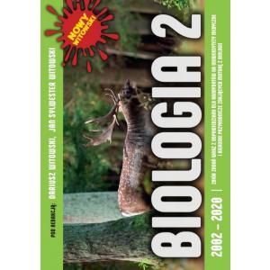 Biologia 2 Zbiór zadań wraz z odpowiedziami wyd. 2020 Witowski