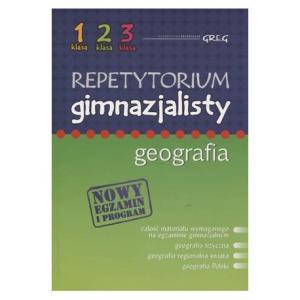 Repetytorium gimnazjalisty. Geografia 2012