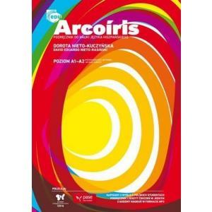 Arcoiris 1 Podręcznik do nauki języka hiszpańskiego + CD