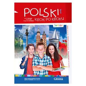 Polski krok po kroku Junior 1. Podręcznik
