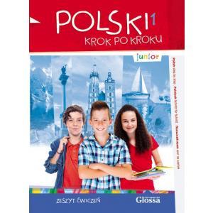 Polski krok po kroku. Junior 1. Zeszyt ćwiczeń
