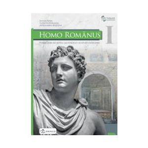 Homo Romanus I Podręcznik do języka łacińskiego i kultury antycznej