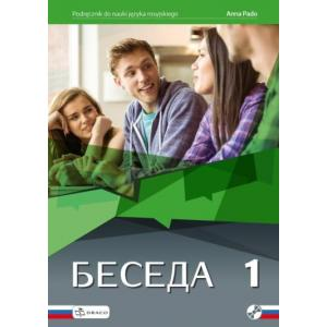 Beseda 1. Podręcznik + CD SPG