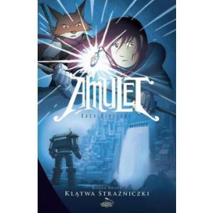 Amulet 2 Klątwa strażniczki /komiks/