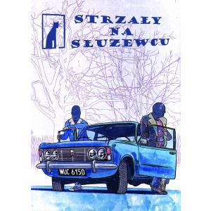 Strzały na Służewcu /komiks/
