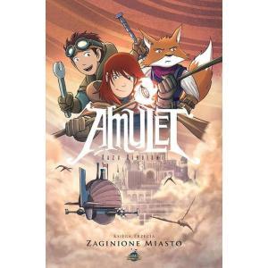 Amulet 3 Zaginione miasto /komiks/