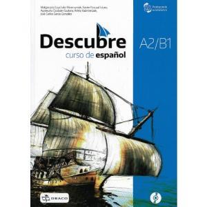 Descubre A2/B1. Podręcznik + CD