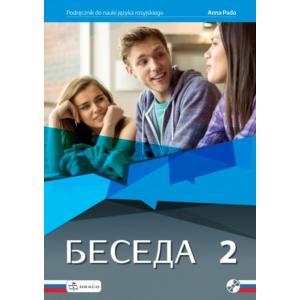 Beseda 2. Podręcznik + CD