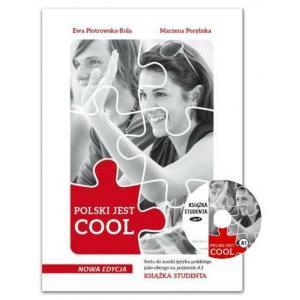 Polski Jest COOL 1 Książka Studenta