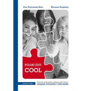 Polski jest Cool 2 Książka studenta + zeszyt ćwiczeń  A2 Część 1