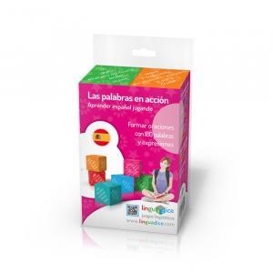 Gra językowa Hiszpański Las palabras en accion