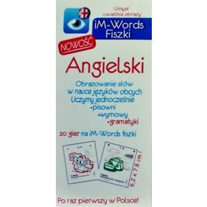 iM-Words Fiszki - Angielski 300