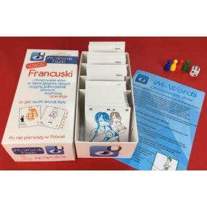 iM-Words fiszki – Francuski 300