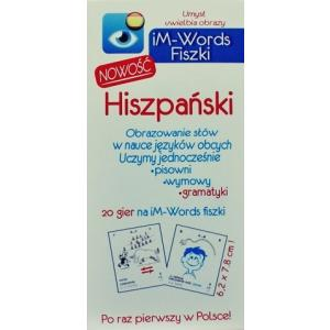 iM-Words Fiszki - Hiszpański 300