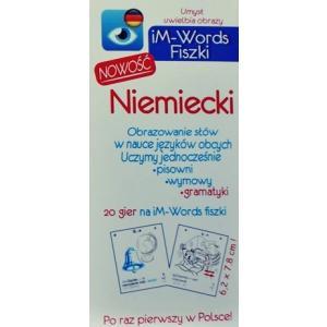 iM-Words Fiszki – Niemiecki 300