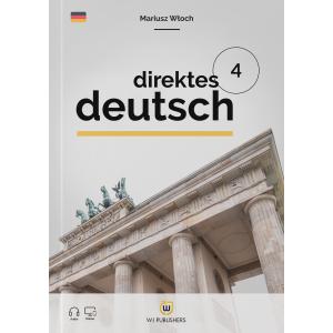 Direktes Deutsch Buch 4. Poziom A2 - B1