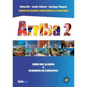 Arriba 2. Podręcznik + ćwiczenia