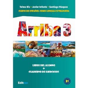 Arriba 3. Podręcznik + ćwiczenia