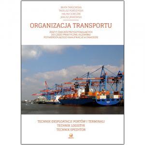 Organizacja transpotru. Zeszyt ćwiczeń