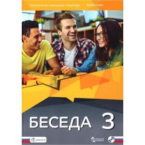 Beseda 3. Podręcznik + CD