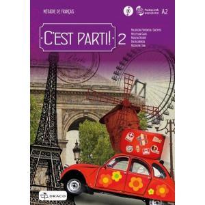 C'est Parti! 2 Podręcznik + CD