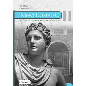 Homo Romanus II ćwiczenia do języka łacińskiego i kultury antycznej
