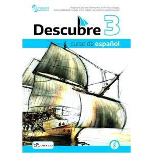 Descubre 3. Podręcznik + CD