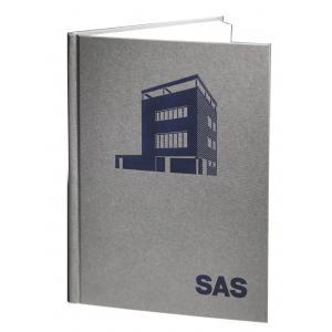 SAS Ilustrowany atlas architektury Saskiej Kępy /varsaviana/