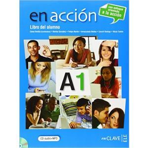 En Accion A1. Podręcznik + MP3