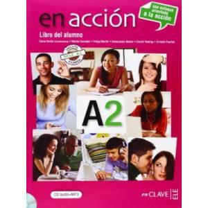 En Accion A2. Podręcznik + MP3