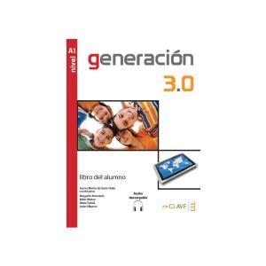 Generacion 3.0 A1. Podręcznik + Audio Online