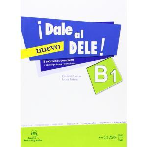 Dale al DELE! B1 Nuevo. Podręcznik + CD
