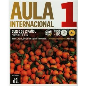 Aula Internacional Nueva 1. Podręcznik z Ćwiczeniami + CD