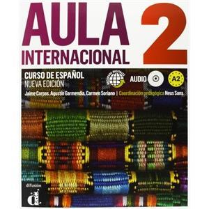 Aula Internacional Nueva 2. Podręcznik z Ćwiczeniami + CD