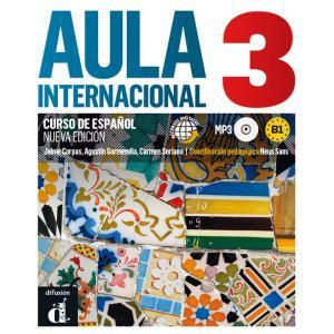 Aula Internacional Nueva 3 Podręcznik z ćwicz+CD