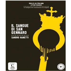 Giallo All'italiana: Il sangue di San Gennaro książka + audio online B1