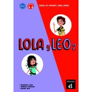 Lola y Leo 2. Podręcznik