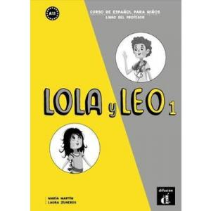Lola y Leo 1. Książka Nauczyciela