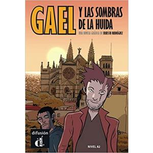 LH Gael y las sombras de la huida /komiks/
