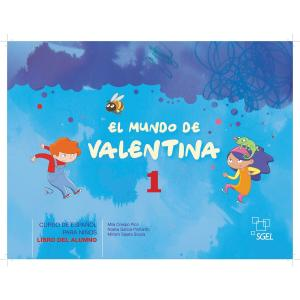 Mundo de Valentina 1. Podręcznik