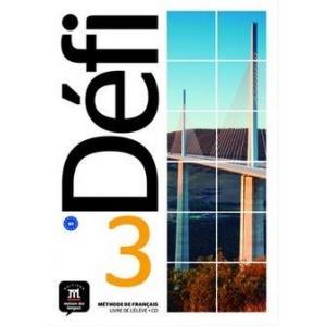 Defi 3. Podręcznik + CD