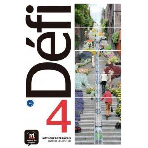 Defi 4. Podręcznik + CD