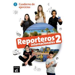 Reporteros Internacionales 2. A1-A2. Ćwiczenia